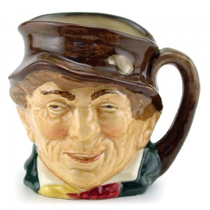 Paddy D5768 - Small - Royal Doulton Character Jug