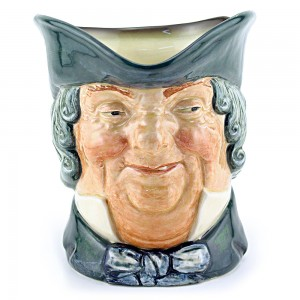 Parson Brown D5529 - Small - Royal Doulton Character Jug