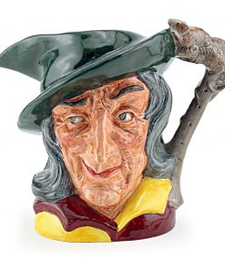 Pied Piper D6462 - Small - Royal Doulton Character Jug