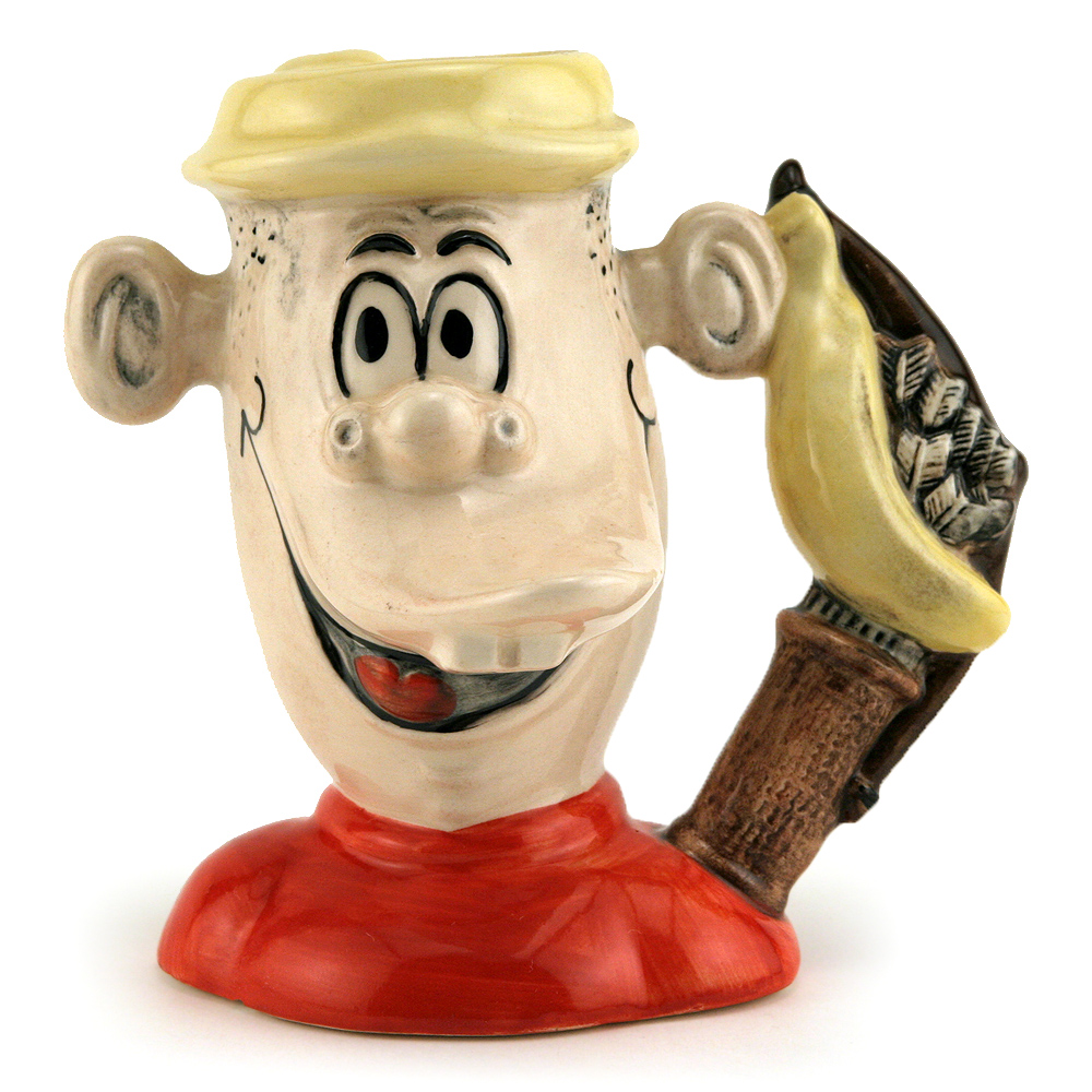Plug of the Bash Street Kids D7035 - Small - Royal Doulton Character Jug