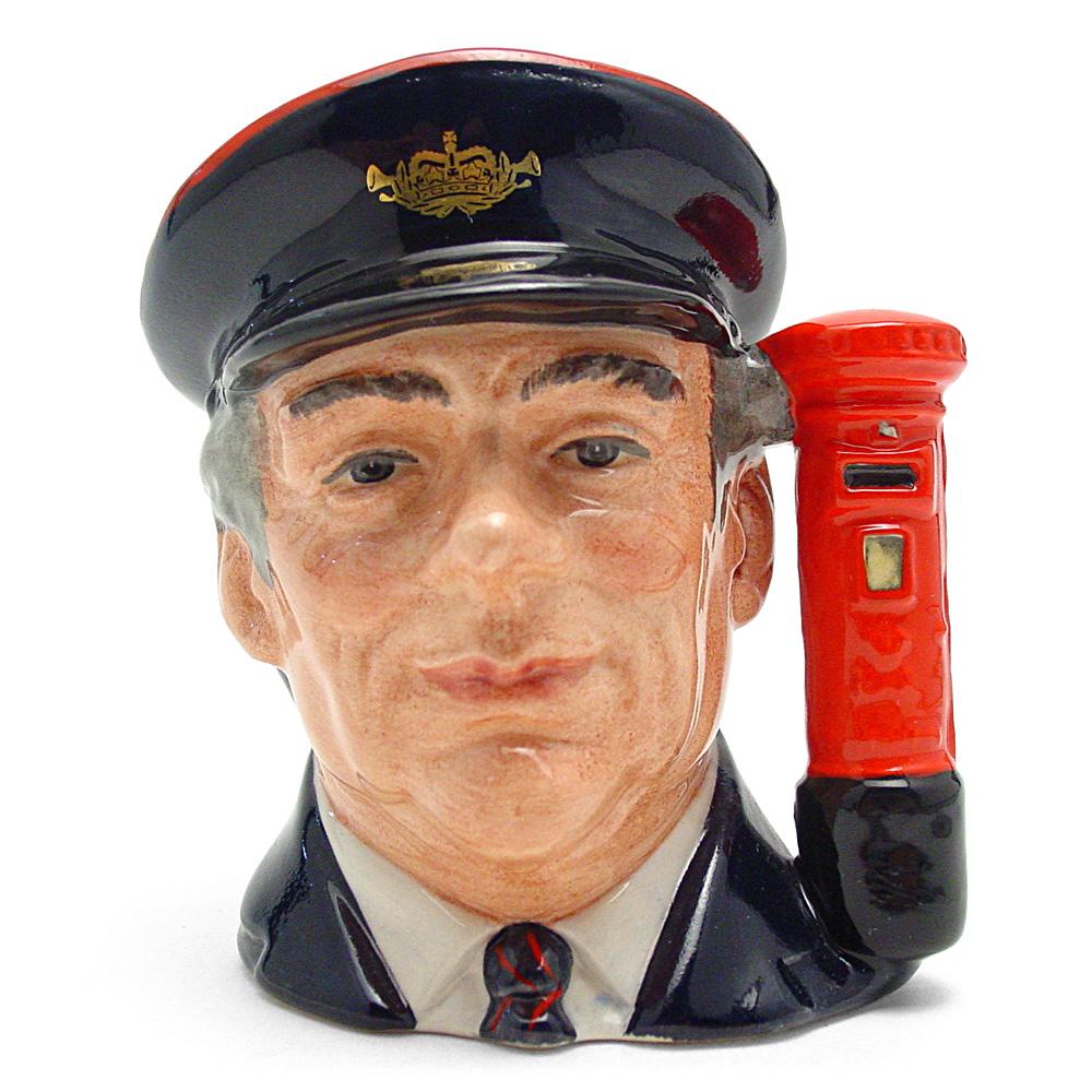 Postman D6801 - Small - Royal Doulton Character Jug
