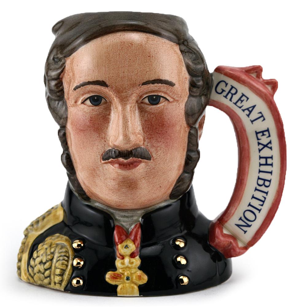 Prince Albert D7073 - Small - Royal Doulton Character Jug