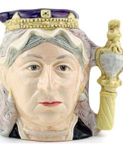 Queen Victoria D6913 - Small - Royal Doulton Character Jug