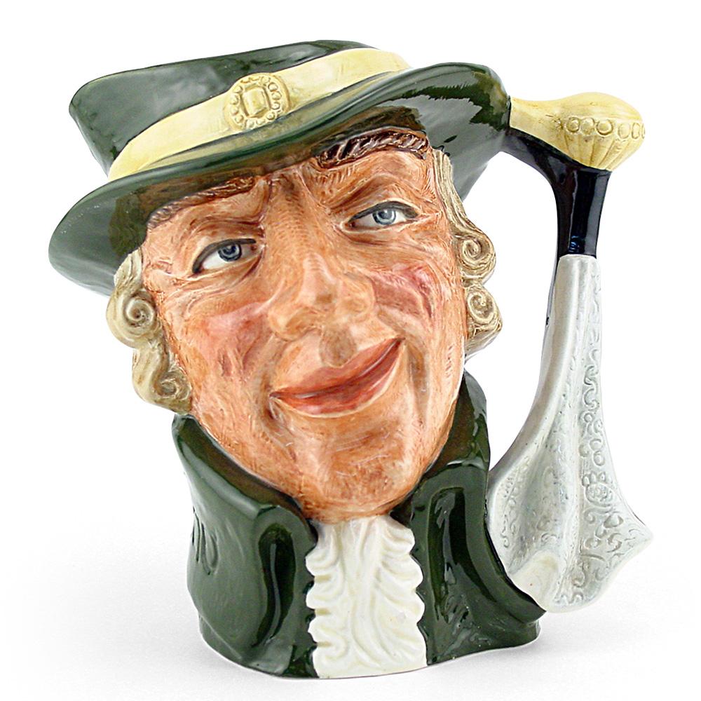 Regency Beau D6562 - Small - Royal Doulton Character Jug