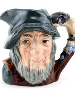 Rip Van Winkle (Bone China) D6463 - Small - Royal Doulton Character Jug