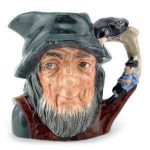 Rip Van Winkle D6463 - Small - Royal Doulton Character Jug