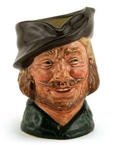 Robin Hood Old D6234 - Small - Royal Doulton Character Jug