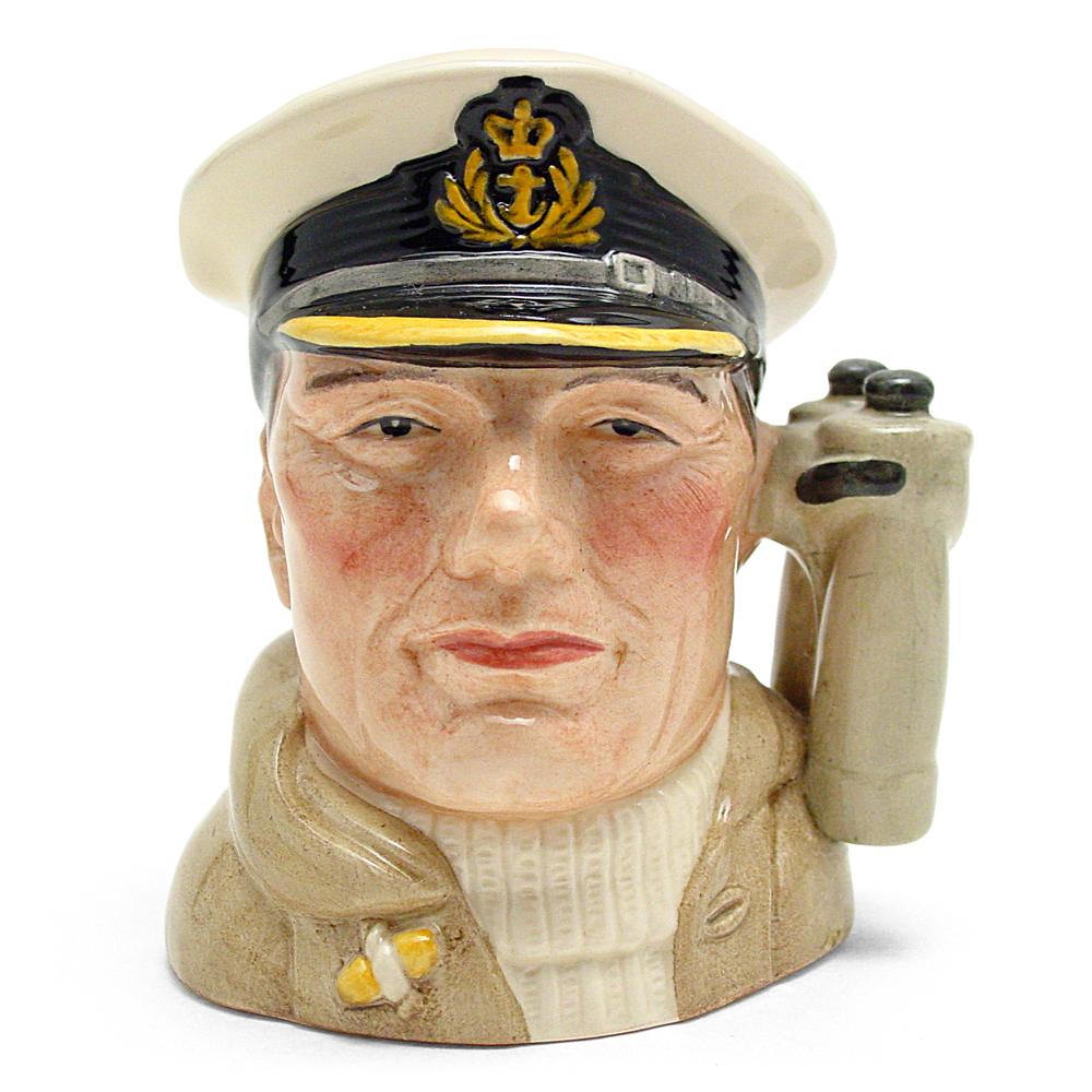 Sailor D6875 - Small - Royal Doulton Character Jug