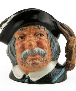 Sancho Panca D6461 (Bone China) - Small - Royal Doulton Character Jug
