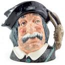Sancho Panca D6461 - Small - Royal Doulton Character Jug