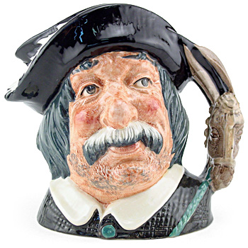 Sancho Panca D6461 - Small - Royal Doulton Character Jug