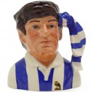 Sheffield Wednesday D6958 - Small - Royal Doulton Character Jug