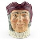 Simon the Cellarer D5616 - Small - Royal Doulton Character Jug