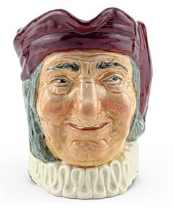 Simon the Cellarer D5616 - Small - Royal Doulton Character Jug