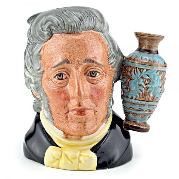 Sir Henry Doulton D6703 - Small - Royal Doulton Character Jug