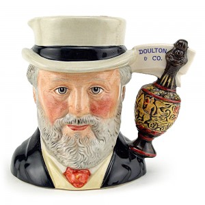 Sir Henry Doulton D7057 - Small - Royal Doulton Character Jug