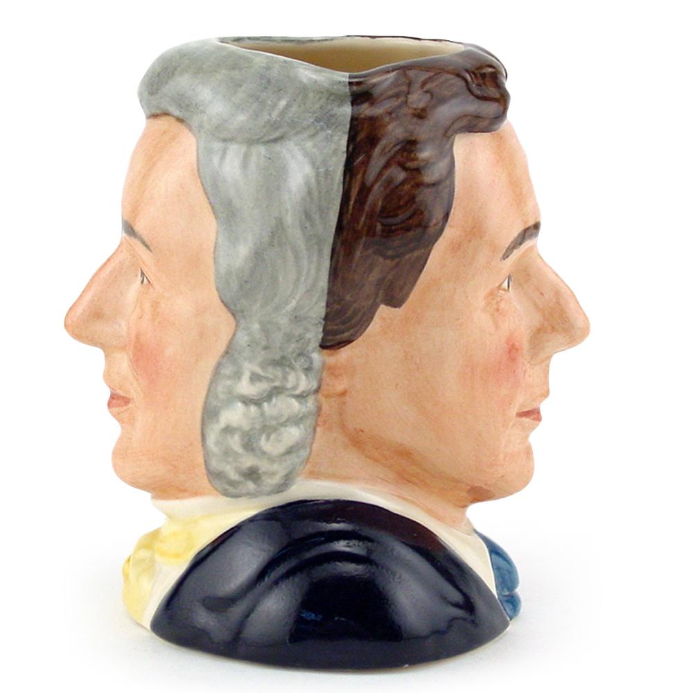 Sir Henry / Michael Doulton D6921 - Small - Royal Doulton Character Jug