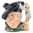 Tam O Shanter D6636 - Small - Royal Doulton Character Jug