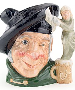 Tam O Shanter D6636 - Small - Royal Doulton Character Jug