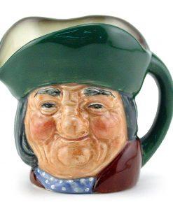 Toby Philpots D5737 - Small - Royal Doulton Character Jug