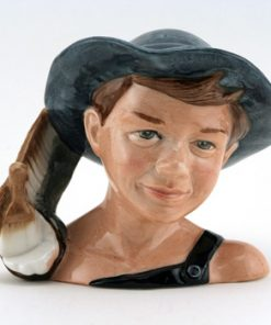 Tom Sawyer D7187 - Small - Royal Doulton Character Jug