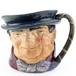 Tony Weller D5530 - Small - Royal Doulton Character Jug