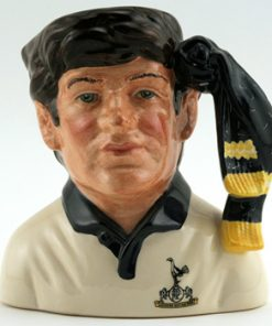 Tottenham Hotspur Football Club D6960 - Small - Royal Doulton Character Jug
