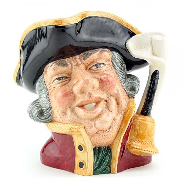 Town Crier D6537 - Small - Royal Doulton Character Jug