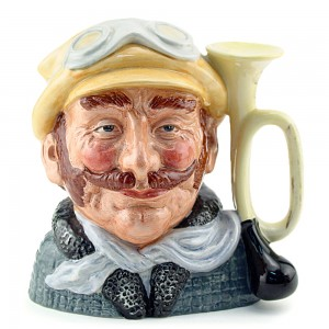 Veteran Motorist D6637 - Small - Royal Doulton Character Jug
