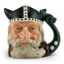 Viking D6502 (Bone China) - Small - Royal Doulton Character Jug
