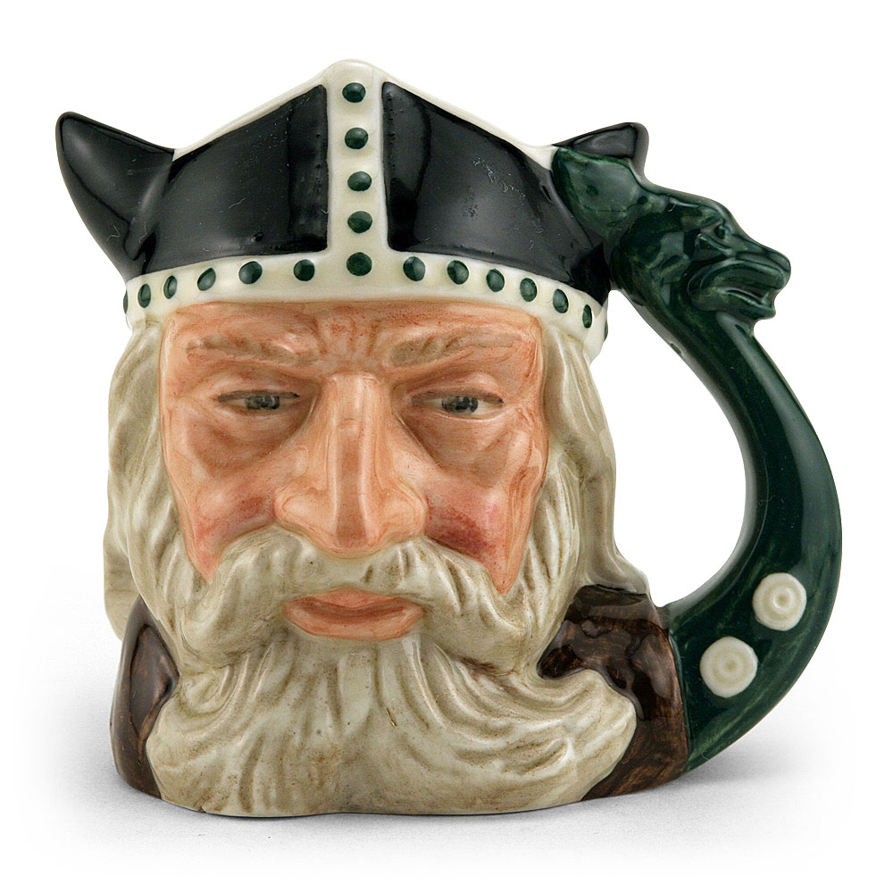 Viking D6502 (Bone China) - Small - Royal Doulton Character Jug