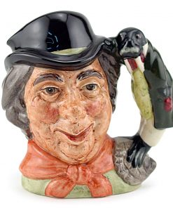 Walrus and Carpenter D6604 - Small - Royal Doulton Character Jug