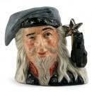 Wizard D6909 - Small - Royal Doulton Character Jug