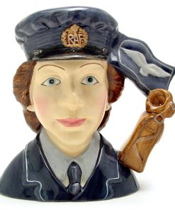 Women's Auxiliary Air Force D7212 - Small - Royal Doulton Character Jug