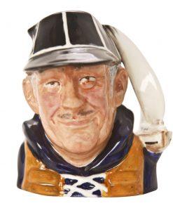 Yachtsman Life Jacket Prototype - Small - Royal Doulton Character Jug