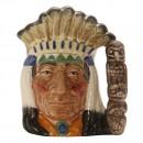 North American Indian CV3 - Small - Royal Doulton Character Jug