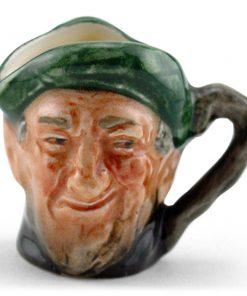 Auld Mac D6257 - Tiny - Royal Doulton Character Jug