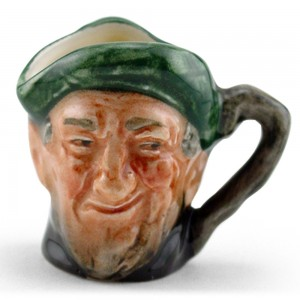 Auld Mac D6257 - Tiny - Royal Doulton Character Jug