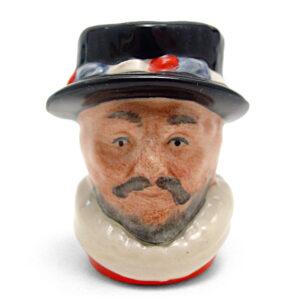 Beefeater D6806 - Tiny - Royal Doulton Character Jug