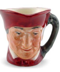 Cardinal D6258 - Tiny - Royal Doulton Character Jug