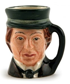 David Copperfield D6680 - Tiny - Royal Doulton Character Jug