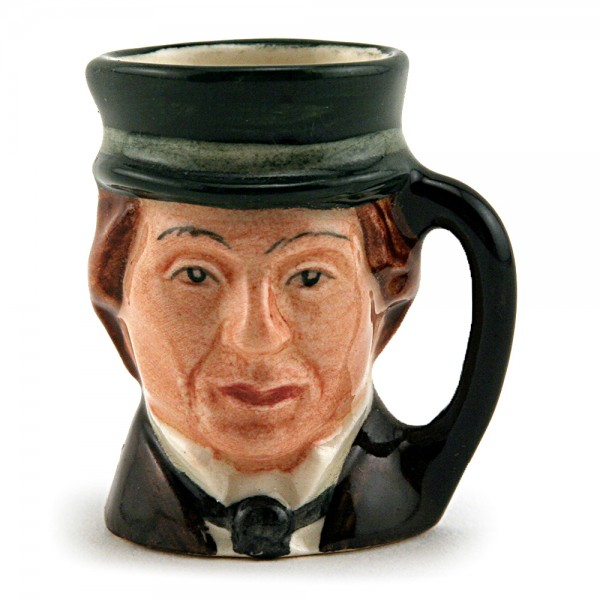 David Copperfield D6680 - Tiny - Royal Doulton Character Jug
