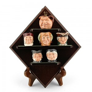 Diamond Anniversary Set - Tiny - Royal Doulton Character Jug