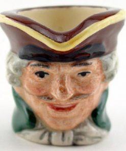 Dick Turpin D6951 - Tiny - Royal Doulton Character Jug
