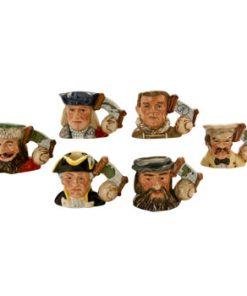 EXPLORERS TINY (Without Stand) EXPLORERS SET - Tiny - Royal Doulton Character Jug