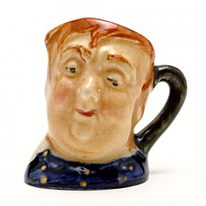 Fat Boy D6142 - Tiny - Royal Doulton Character Jug