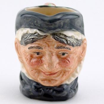 Granny D6954 - Tiny - Royal Doulton Character Jug