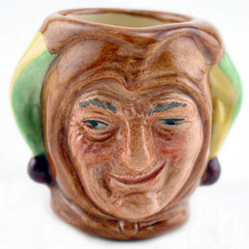 Jester D6953 - Tiny - Royal Doulton Character Jug