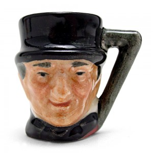 John Peel D6259 - Tiny - Royal Doulton Character Jug