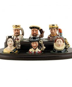 Kings and Queens of the Realm - Tiny - Royal Doulton Character Jug